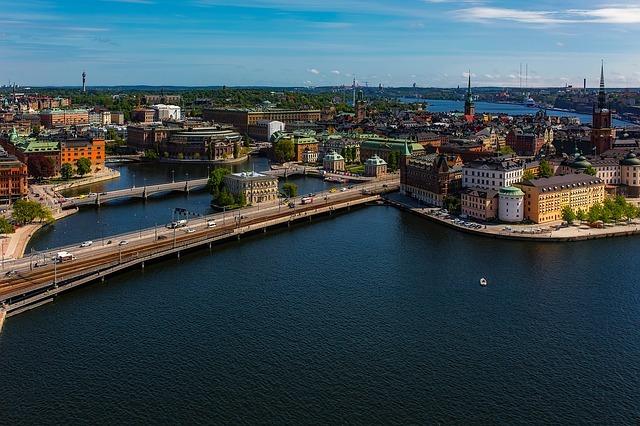 Solceller i Stockholm