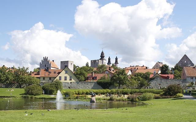 Solceller på Gotland, Visby
