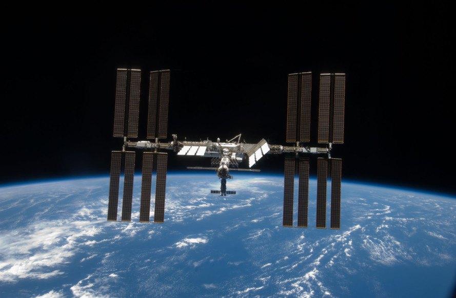 Solceller i rymden