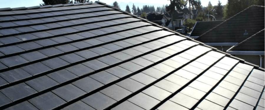 Solceller taklbeklädnad