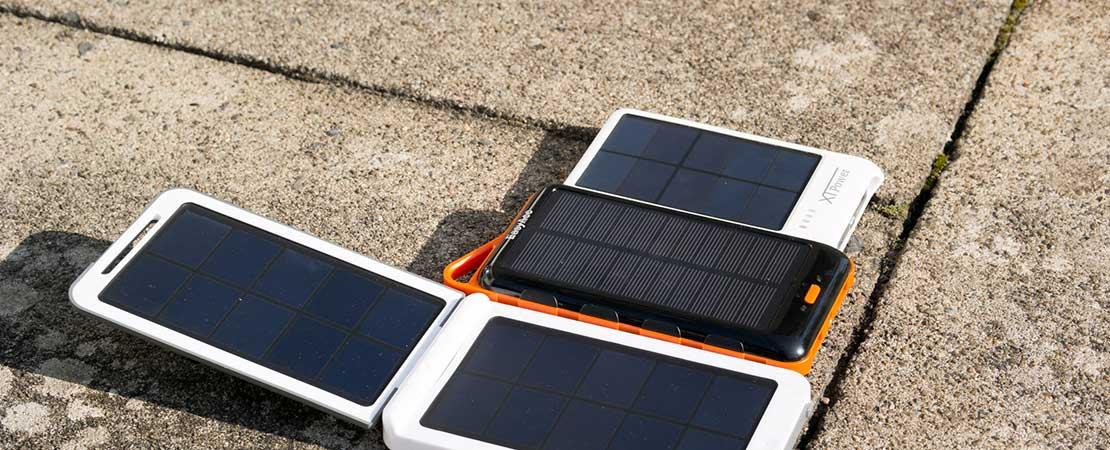 Solcellsladdare till mobilen