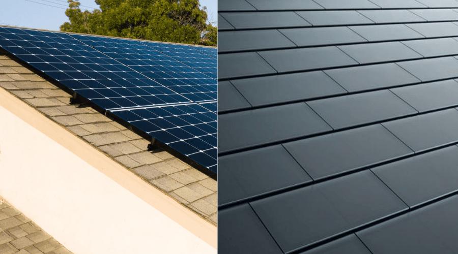 Skillnaden mellan vanliga solpaneler och integrerade
