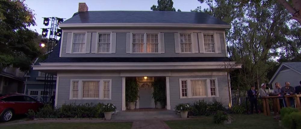 Tesla solar roof sverige