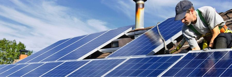 Jämför offerter på solceller