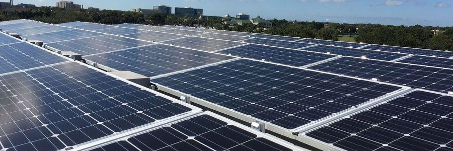 Priset på solceller sjunker