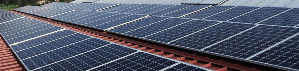 solceller solenergi