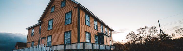 en villa i Sverige