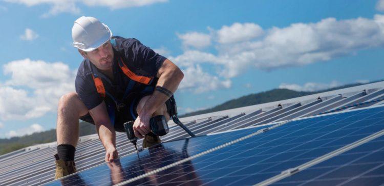 Solcellsföretag