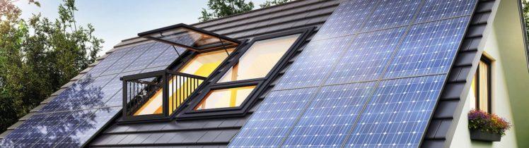 Solcellsanläggning villa