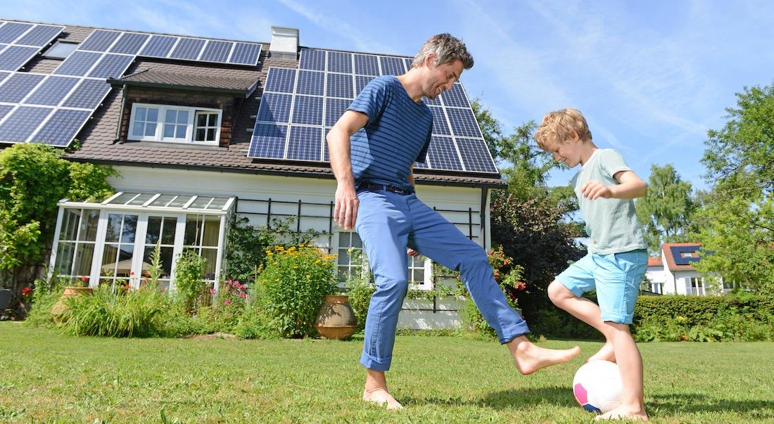 låna till solceller