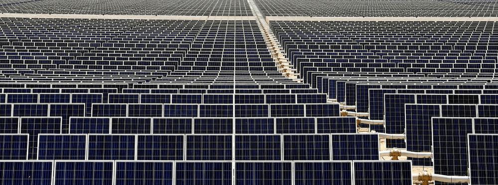 solel från solkraftverk