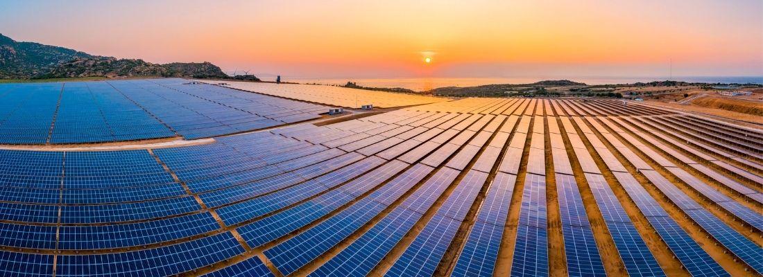 solcellsanläggning solkraftverk